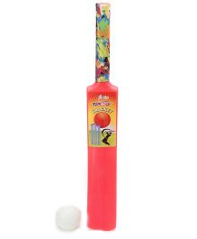Luvely Pink Bat Ball Set No 3