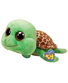 Ty Classic Sandy Turtle - 7 Inch