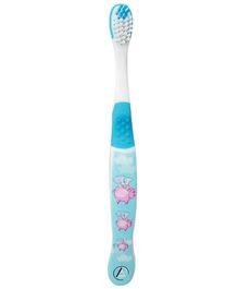 Brush Buddies Squeal Squadron Soft Kids Toothbrush