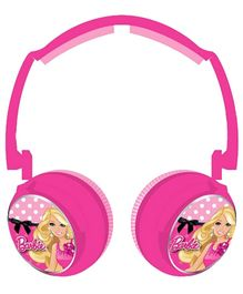 Barbie Lightweight And Compact Headphones