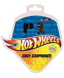 Hotwheels Edgy Earphones