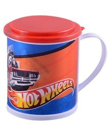Hotwheels 3D Mug With Lid