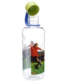 Ramson Football Print Plastic Water Bottle - 750 ML
