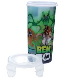Ben 10 Lenticular Cup With Lid