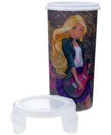 Barbie Lenticular Cup With Lid