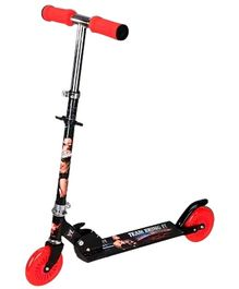 WWE Two Wheel Inline Scooter - Rock
