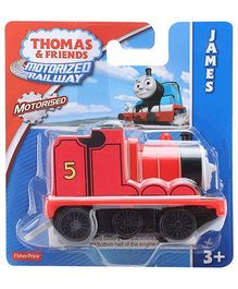 Thomas And Friends James Motorized Railway - Red