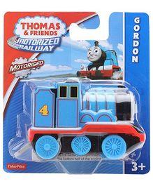 Thomas And Friends Gordon Motorized Railway - Blue