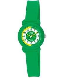 Q&Q Quartz Analog Wrist Watch Green