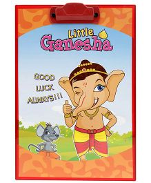 PEP India Exam Pad Little Ganesha Red