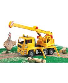 Bruder Man Crane Truck Without Light And Sound Module
