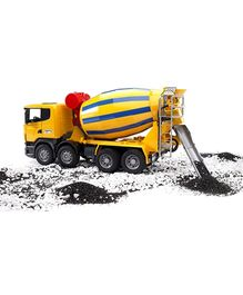 Bruder Scania R Series Cement Mixer Truck