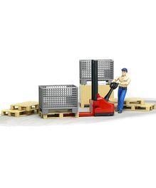 Bruder Figure Set Logistics