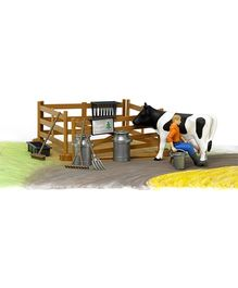 Bruder Farming Set With Figure