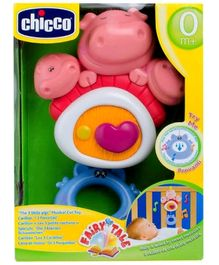 Chicco The 3 Little Pigs Musical Cot Toy