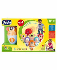 Chicco 2 In 1 Fit And Fun Monkey Strike