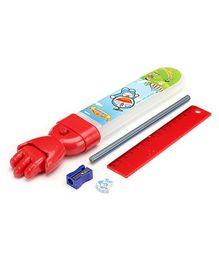 Doraemon Red Magic Hand Pencil Box
