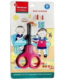 Morisons Baby Dreams Baby Scissor - Pink