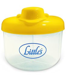 Little's Milk Powder Container - 200 ml  (Color May Vary)