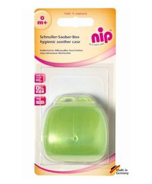 nip Hygienic Soother Case