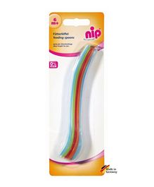 nip Feeding Spoon - Pack Of 5