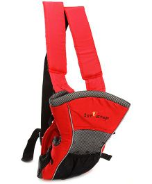 1st Step Baby Carrier 2 Way - Red