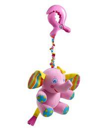 Tiny Love Tiny Smarts Elsie Elephant Attachable Soft Toy