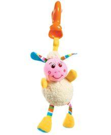 Tiny Love Tiny Smarts Lili Lamb Attachable Soft Toy