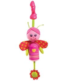 Tiny Love Baby Butterfly Attachable Toy - 24 cm