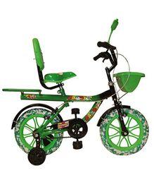 Khaitan Chopper Bicycle Green - 14 Inch