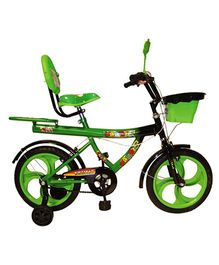 Khaitan Chopper Bicycle Green - 16 Inch
