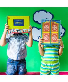 Cocomoco Kids World Box India Activity Box Combo Educational Geography Game