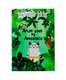 Cocomoco Kids Atlas Goes to Amazonia Book On South American Countries
