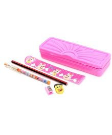 Mr. Clean Pencil Box Set- 6 Pieces