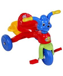 Mee Mee Cheerful Tricycle With Music - CH-9888 (Color May Vary)