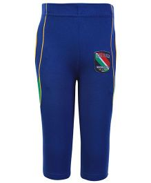 SAPS Full Length Track Pant - Blue