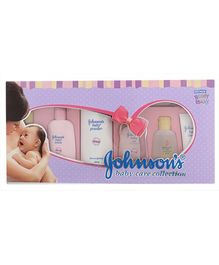 Johnson's baby Care Collection - Set Of 8