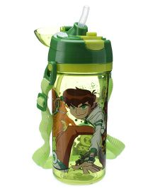 Ben 10 Omniverse Sipper Bottle Wide Green 700 ml