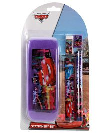 Disney Pixar Cars Stationary Set Purple