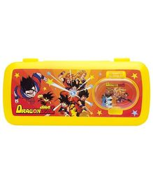 RKs Beyblade Pencil Box Yellow