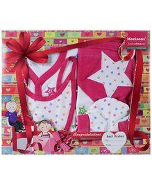 Morisons Baby Dreams Apparel Gift box - Pink