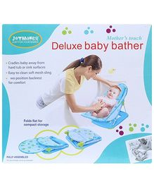 JoyMaker Deluxe Baby Bather - Blue