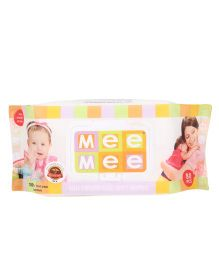 Mee Mee Multipurpose Wet Wipes - 80 Pieces