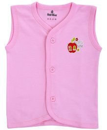 Child World Front Open Sleeveless Vest