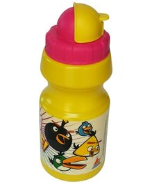 Angry Bird Water Bottle Yellow - 500 ml