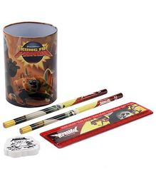 Kung Fu Panda Pen Holder Gift set