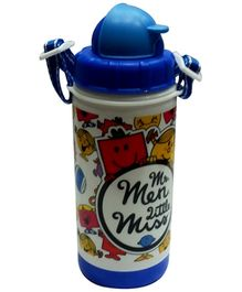 Mr Men & Little Miss Water Bottle 400 ml