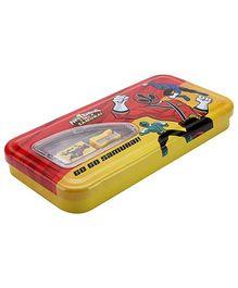 Power Rangers Super Samurai Compass Box With Stationery Set