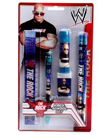 WWE Blue Stationery Set - Pack Of Six