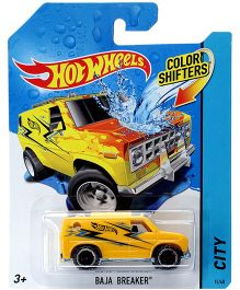 Hotwheels Color Shifter Baja Breaker
